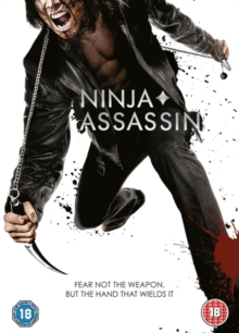 Ninja Assassin, DVD  DVD