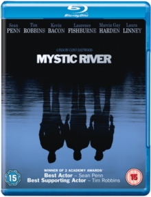 Mystic River, Blu-ray  BluRay