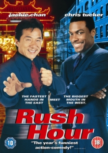 Rush Hour, DVD  DVD