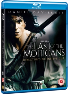 The Last of the Mohicans, Blu-ray BluRay