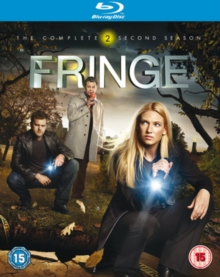Fringe: The Complete Second Season, Blu-ray BluRay