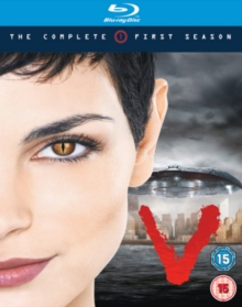 V: The Complete First Season, Blu-ray  BluRay