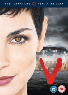 V: The Complete First Season, DVD  DVD