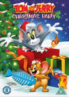 Tom and Jerry's Christmas Party, DVD  DVD