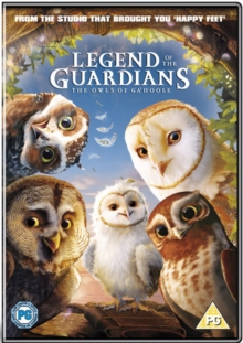 Legend of the Guardians - The Owls of Ga'Hoole, DVD  DVD