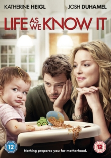 Life As We Know It, DVD  DVD