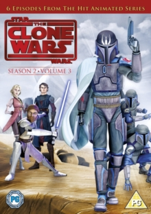 Star Wars - The Clone Wars: Season 2 - Volume 3, DVD  DVD