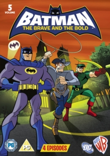 Batman - The Brave and the Bold: Volume 5, DVD  DVD