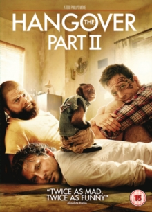 The Hangover: Part 2, DVD DVD