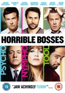 Horrible Bosses, DVD  DVD