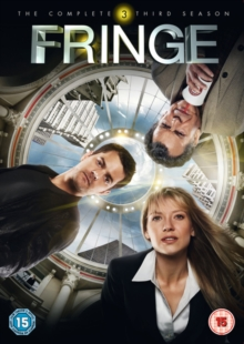 Fringe: The Complete Third Season, DVD DVD