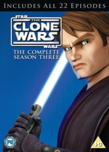 Star Wars - The Clone Wars: Season 3, DVD  DVD