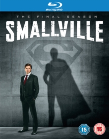 Smallville: The Final Season, Blu-ray BluRay
