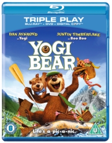 Yogi Bear, Blu-ray  BluRay