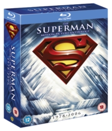 Superman: The Ultimate Collection, Blu-ray  BluRay