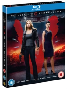 V: The Complete Second Season, Blu-ray  BluRay
