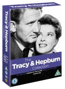 Tracy and Hepburn: The Signature Collection, DVD  DVD