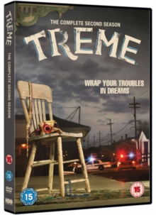 Treme: The Complete Second Season, DVD DVD