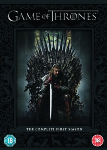 Game of Thrones: The Complete First Season, DVD  DVD