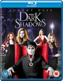 Dark Shadows, Blu-ray  BluRay