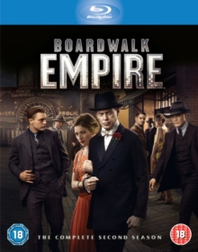 Boardwalk Empire: The Complete Second Season, Blu-ray  BluRay