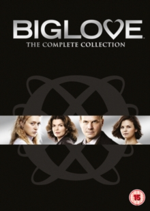 Big Love: The Complete Collection, DVD DVD