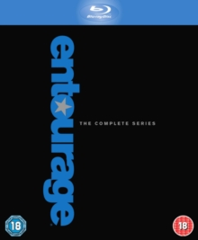 Entourage: The Complete Series, Blu-ray  BluRay