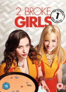 2 Broke Girls: The Complete First Season, DVD DVD