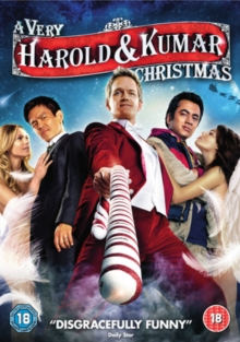 A   Very Harold and Kumar Christmas, DVD DVD