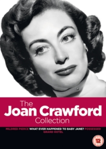 Joan Crawford: Golden Age Collection, DVD  DVD