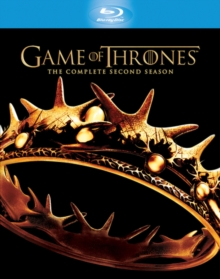 Game of Thrones: The Complete Second Season, Blu-ray  BluRay