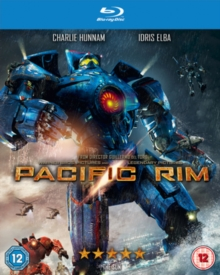 Pacific Rim, Blu-ray  BluRay
