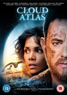 Cloud Atlas, DVD  DVD