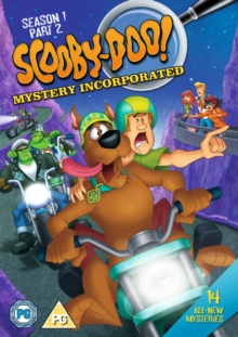 Scooby-Doo - Mystery Incorporated: Season 1 - Part 2, DVD  DVD