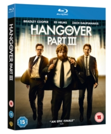 The Hangover: Part 3, Blu-ray BluRay