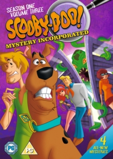 Scooby-Doo - Mystery Incorporated: Season 1 - Volume 3, DVD  DVD