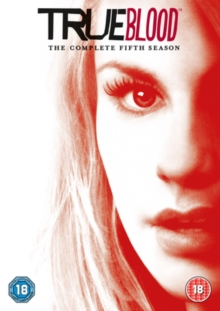 True Blood: The Complete Fifth Season, DVD DVD