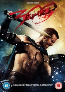300: Rise of an Empire, DVD  DVD