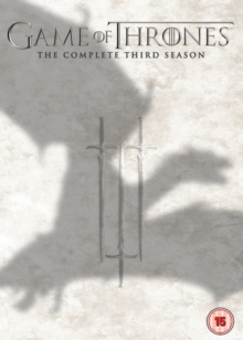 Game of Thrones: The Complete Third Season, DVD  DVD
