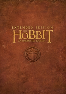 The Hobbit: An Unexpected Journey - Extended Edition, DVD DVD
