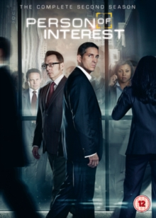Person of Interest: The Complete Second Season, DVD  DVD