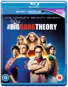 The Big Bang Theory: The Complete Seventh Season, Blu-ray BluRay