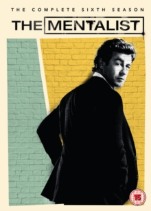 The Mentalist: The Complete Sixth Season, DVD DVD
