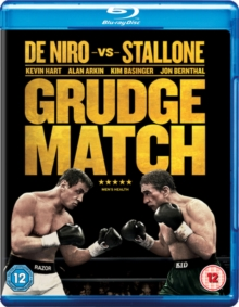 Grudge Match, Blu-ray  BluRay