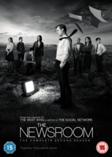 The Newsroom: THe Complete Second Season, DVD DVD