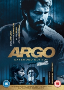 Argo: Declassified Extended Edition, DVD  DVD