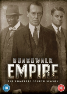 Boardwalk Empire: The Complete Fourth Season, DVD  DVD