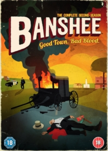 Banshee: The Complete Second Season, DVD DVD