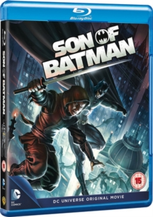 Son of Batman, Blu-ray  BluRay
