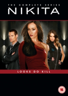 Nikita: The Complete Series, DVD DVD